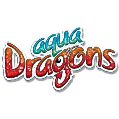 World Alive Aqua Dragons Él?lények -pete eledel