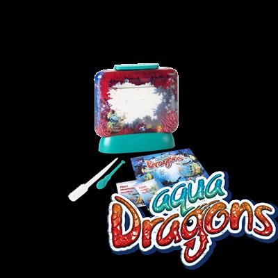 World Alive Aqua Dragons Vízalatti Él?világ
